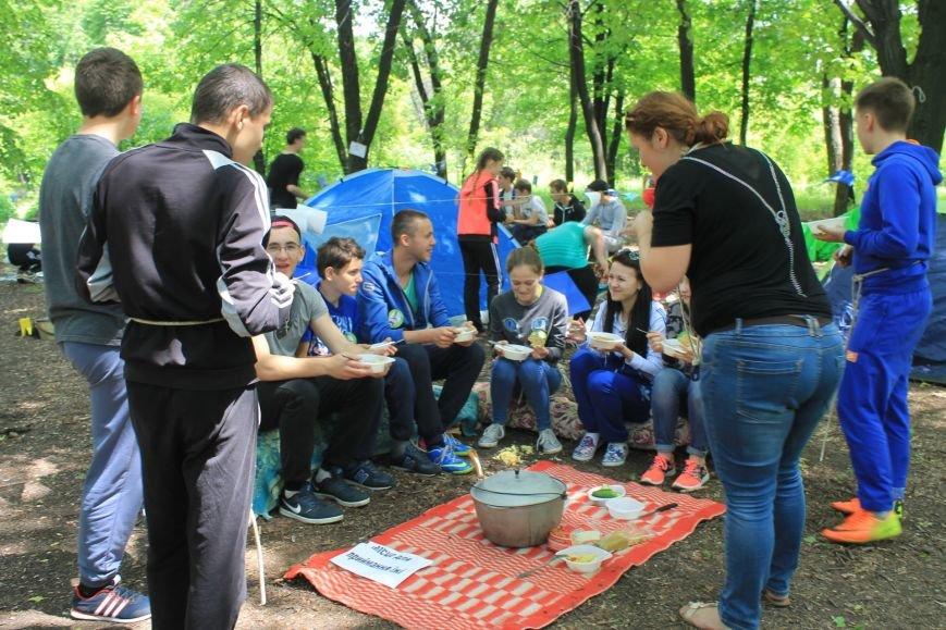 В Доброполье прошли соревнования по пешеходному туризму (ФОТО), фото-25