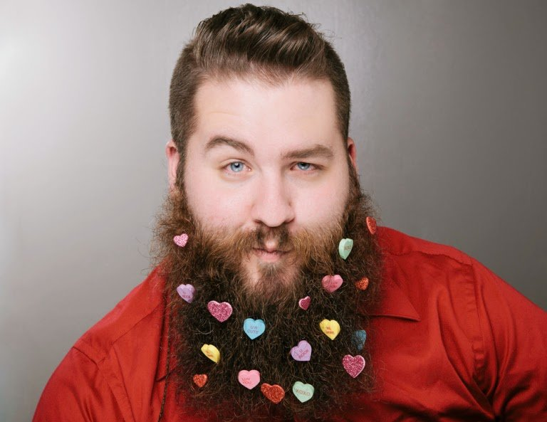 Февборода - Борода на День св.Валентина