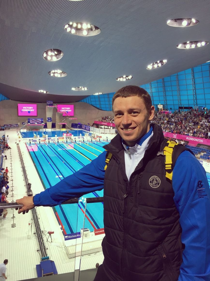 Иподиакон Любомир Лемешко, тренирующийся в Днепродзержинске, отправится в Рио на Олимпиаду-2016, фото-2