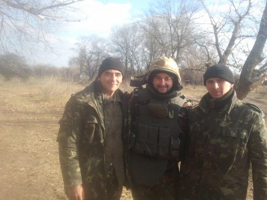 Професія «Ужгородець»: військовий хірург  Олександр Данилюк, фото-1