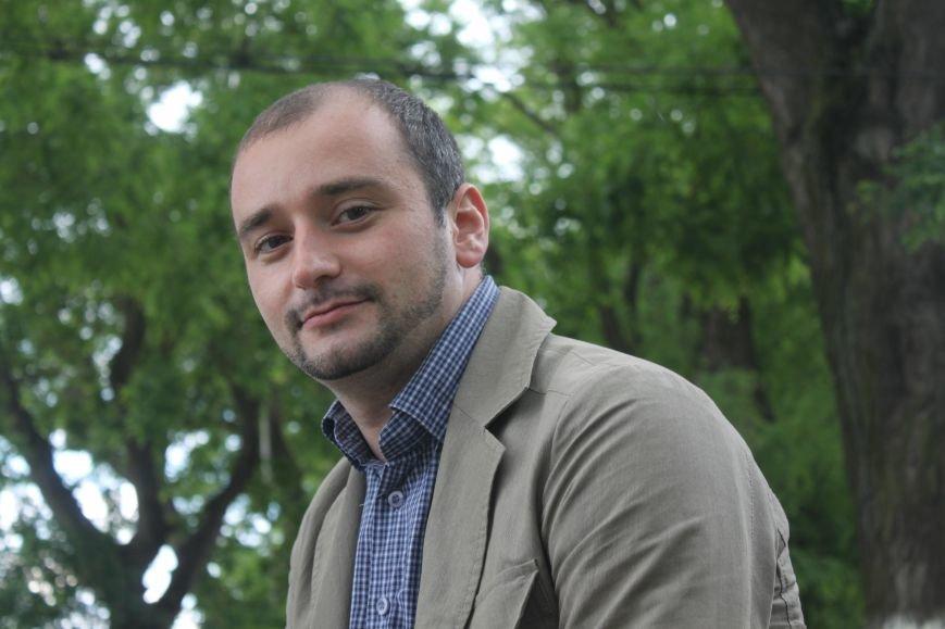 Професія «Ужгородець»: військовий хірург  Олександр Данилюк, фото-2