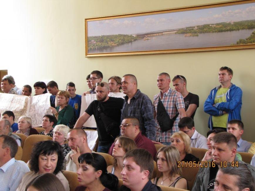 Депутаты Мелитопольского горсовета политические амбиции поставили выше интересов громады, фото-2
