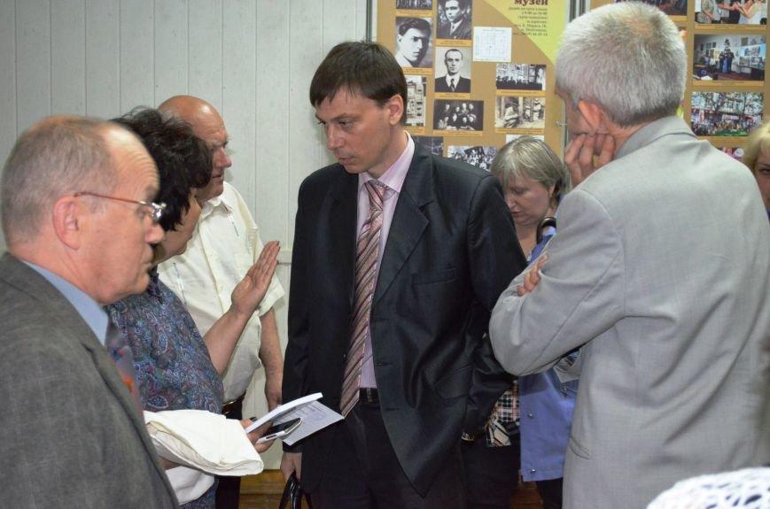 В музее презентовали книгу об истории и природе Мелитопольского края, фото-1