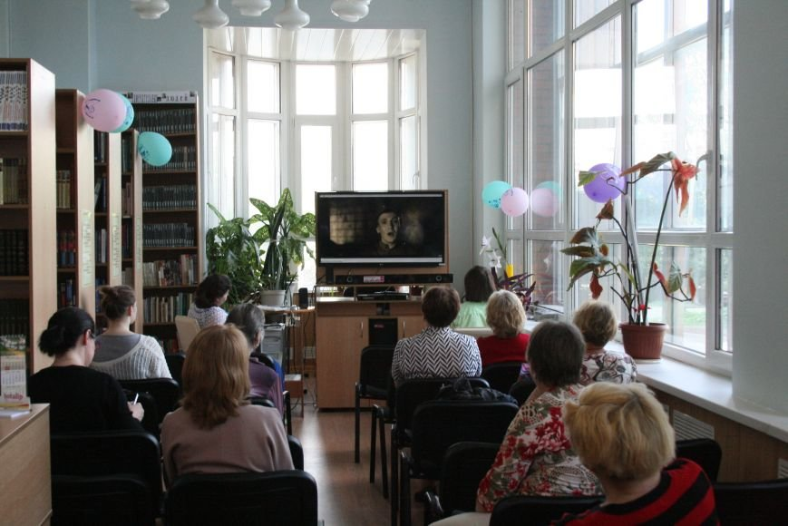 Сергей Переверзев встретился с читателями Троицкой библиотеки, фото-3