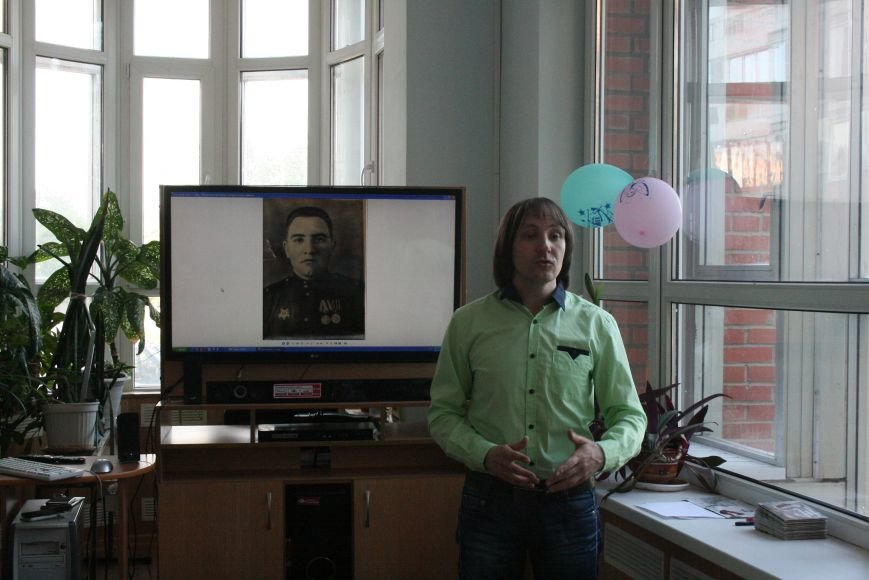 Сергей Переверзев встретился с читателями Троицкой библиотеки, фото-2