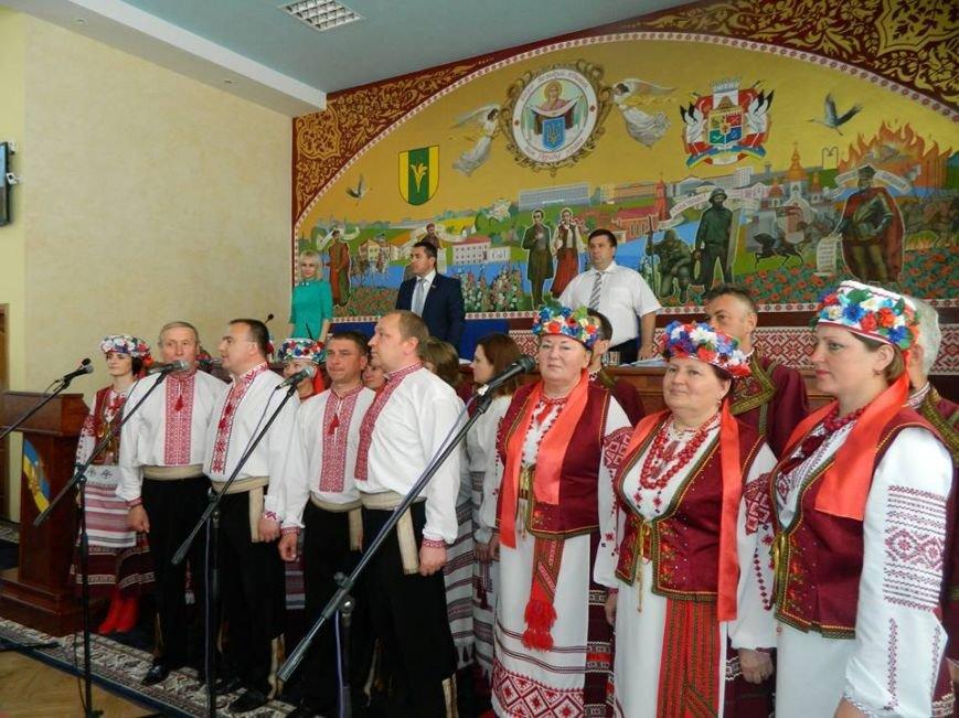 Відбулась четверта сесія Новоград-Волинської районної ради VІІ скликання, фото-1