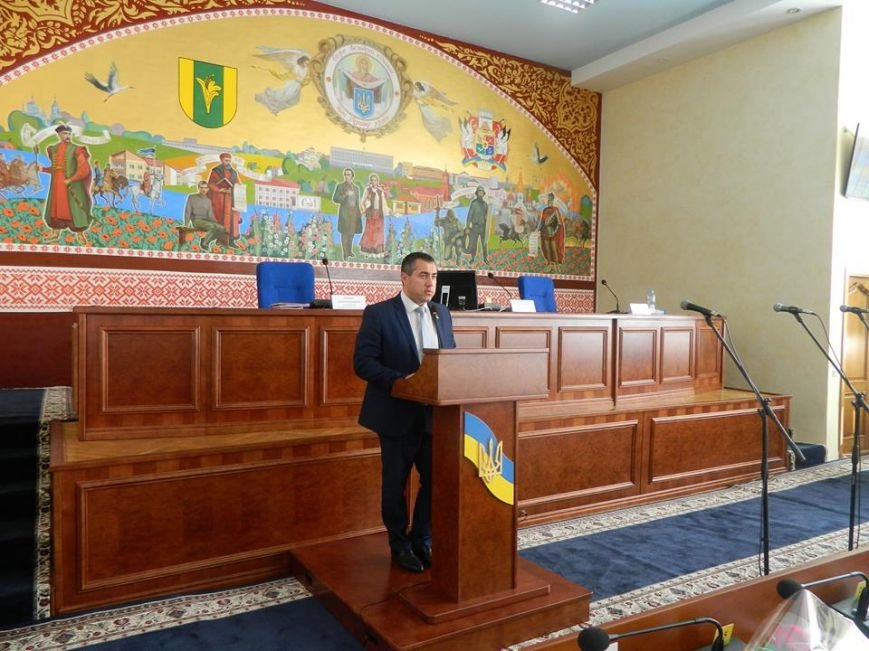 Відбулась четверта сесія Новоград-Волинської районної ради VІІ скликання, фото-3