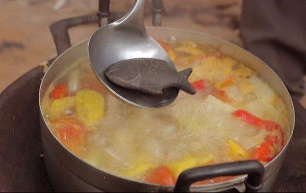 Металлическая чудо-рыба помогает людям с дефицитом железа победить болезнь (ФОТО), фото-1