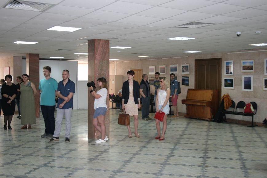 В Троицком Центре культуры и творчества открылась фото-выставка Михаила Якубы, фото-2