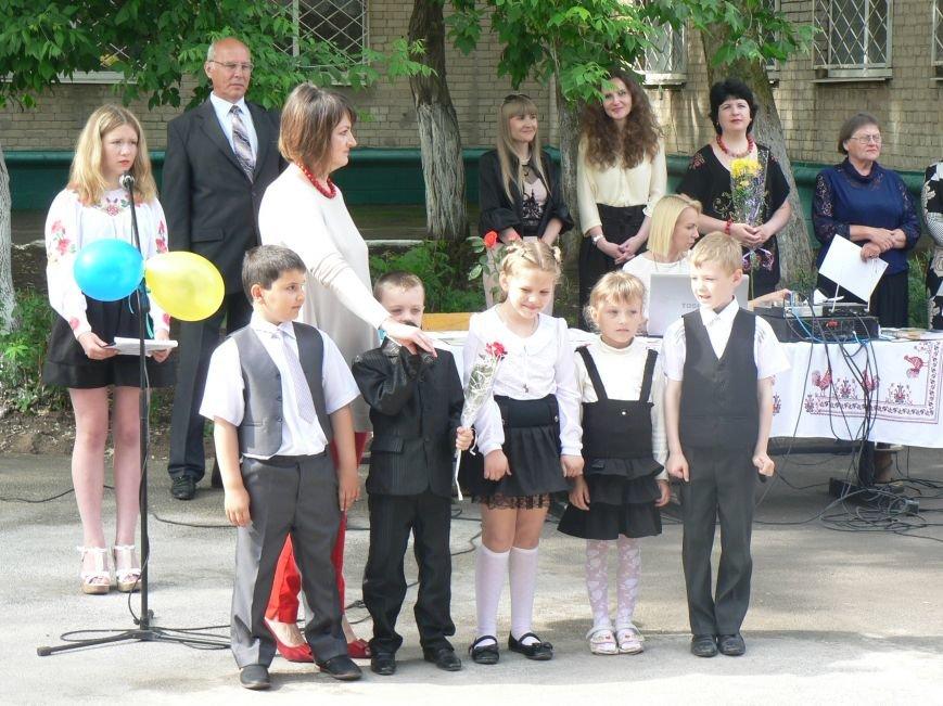 Специалисты Мелитопольской ОГНИ отпраздновали последний звонок вместе со школьниками, фото-1