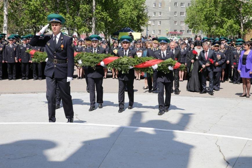 На Сахалине пограничников поздравили с профессиональным праздником, фото-5