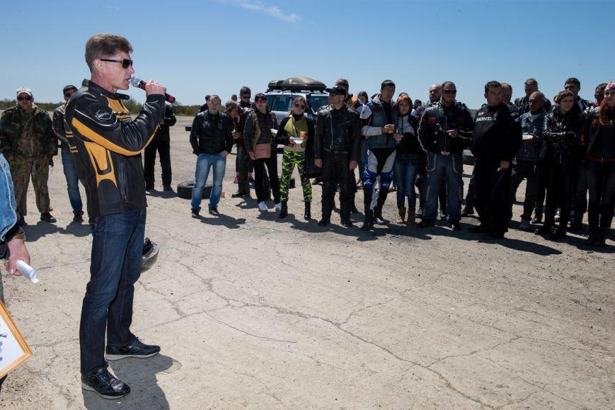 Байкеры Сахалина открыли мотосезон на аэродроме Пушистый, фото-4