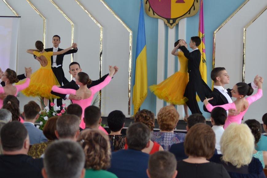 В Днепродзержинске наградили выпускников-медалистов, фото-7