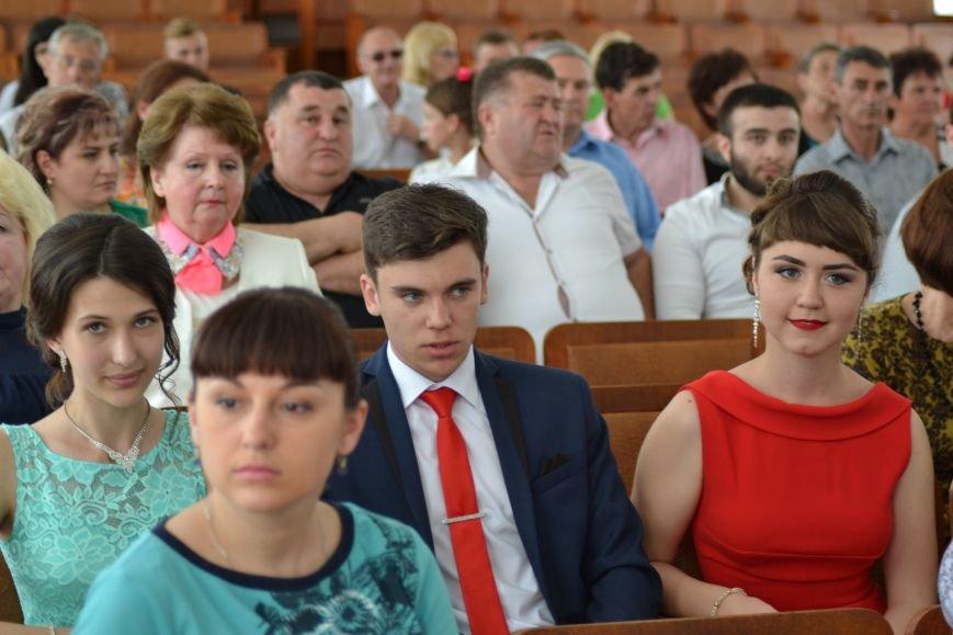 В Днепродзержинске наградили выпускников-медалистов, фото-2