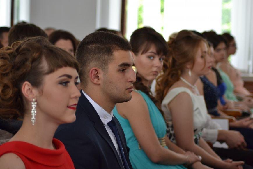 В Днепродзержинске наградили выпускников-медалистов, фото-3