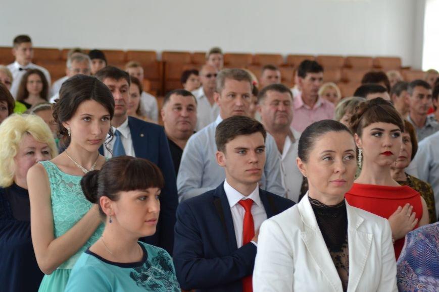 В Днепродзержинске наградили выпускников-медалистов, фото-9