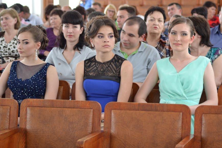 В Днепродзержинске наградили выпускников-медалистов, фото-6