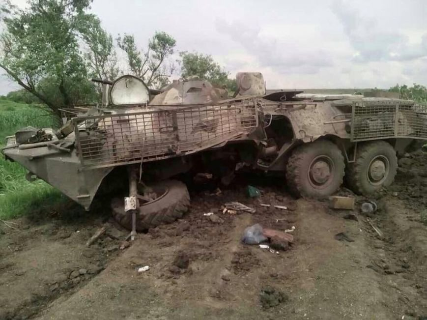 На Донбасі загинув комбат з 72-ї бригади, фото-1