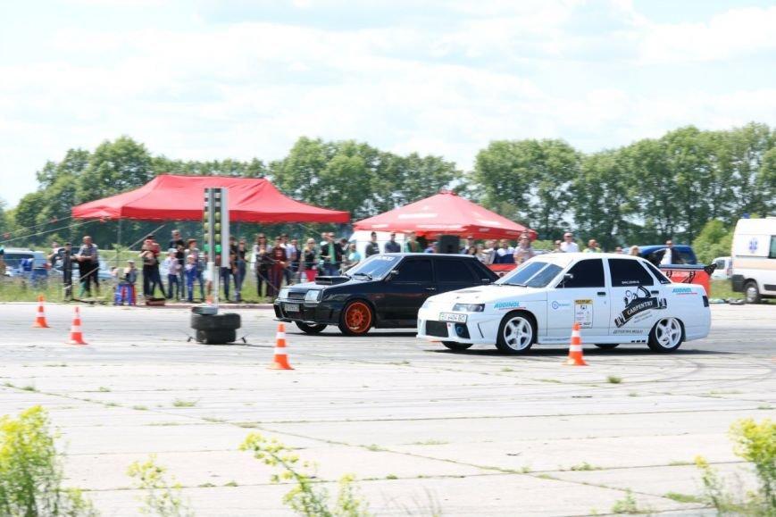 Автогонщик з Хмельницкого став найкращим у Національних змаганнях - фото 1