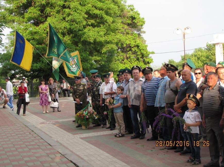 В Мелитополе отметили День пограничника (фото), фото-2