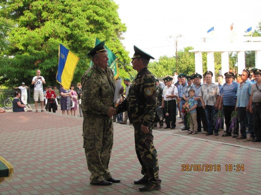 В Мелитополе отметили День пограничника (фото), фото-4