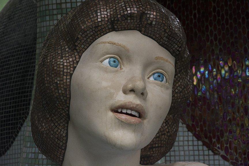 На Пейзажной аллее открыли скульптуру Алисы из Страны чудес (ФОТОРЕПОРТАЖ), фото-7