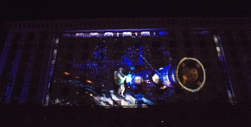 В Киеве показали проекционное 3D-шоу (ФОТОРЕПОРТАЖ), фото-8