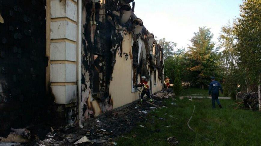 Пожар в доме престарелых под Киевом: найдены тела 7 человек (ФОТО), фото-3