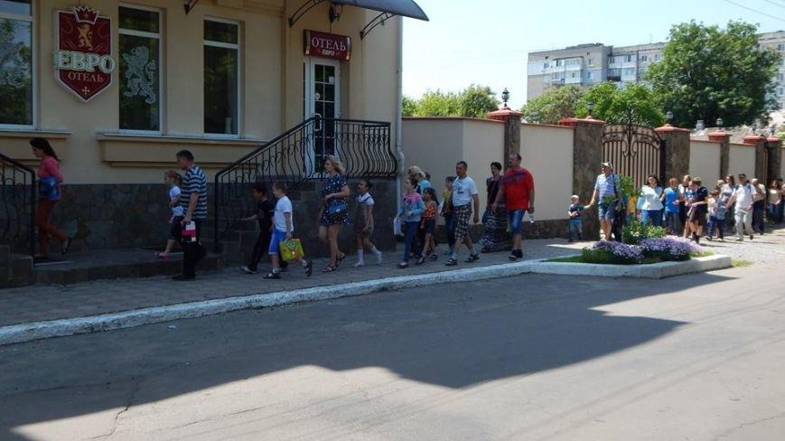 Бердянск принял участие в самом большом уроке английского языка в мире, фото-1
