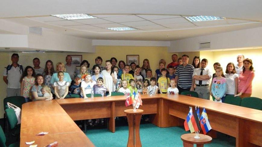 Бердянск принял участие в самом большом уроке английского языка в мире, фото-4
