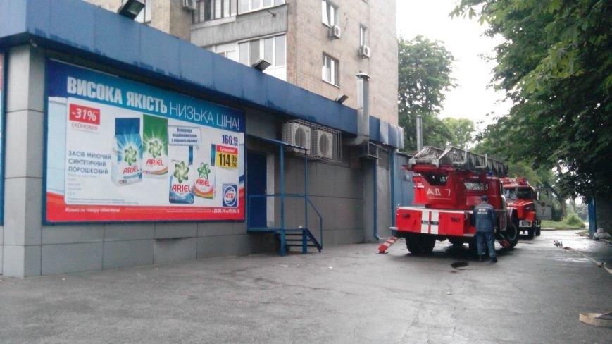 Возле железнодорожного вокзала в Днепродзержинске сгорела квартира, фото-2