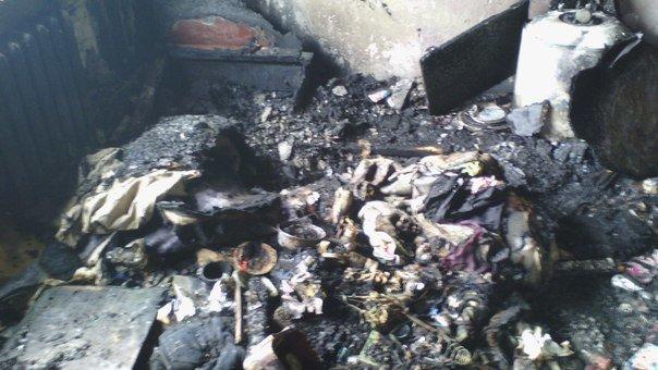 Возле железнодорожного вокзала в Днепродзержинске сгорела квартира, фото-5