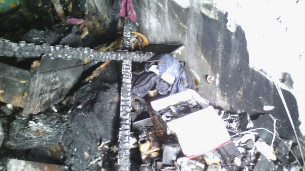 Возле железнодорожного вокзала в Днепродзержинске сгорела квартира, фото-3