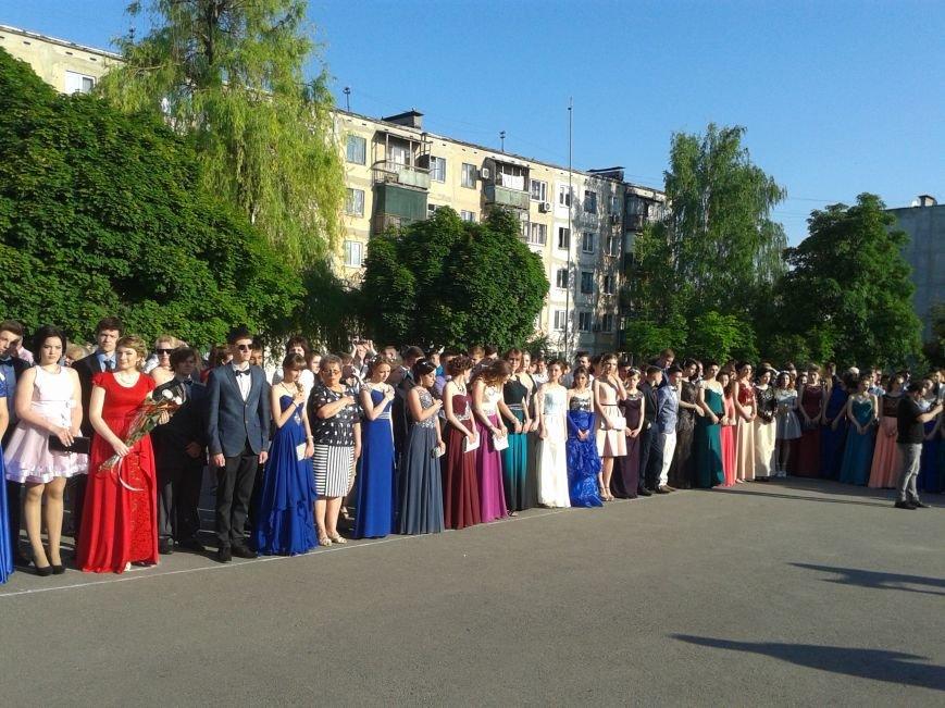 Парад выпускников: в Терновке состоялся общегородской выпускной, фото-4