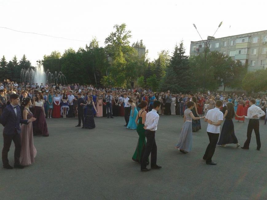 Парад выпускников: в Терновке состоялся общегородской выпускной, фото-8