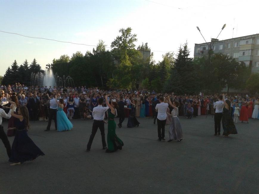 Парад выпускников: в Терновке состоялся общегородской выпускной, фото-9