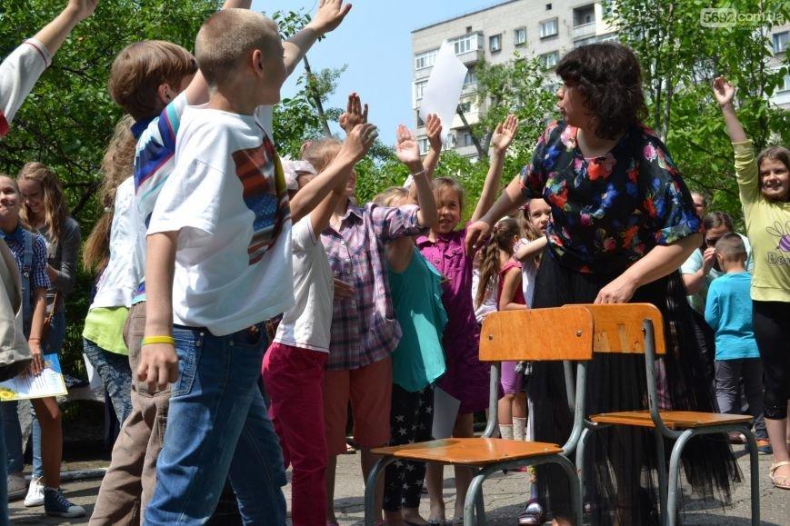 """В днепродзержинской """"Станции юных техников"""" состоялся детский праздник, фото-9"""