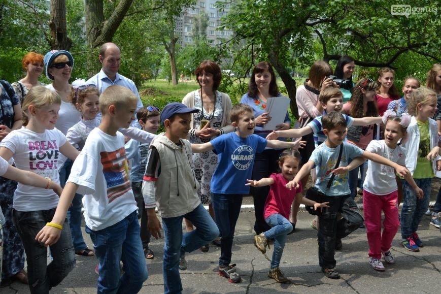 """В днепродзержинской """"Станции юных техников"""" состоялся детский праздник, фото-5"""
