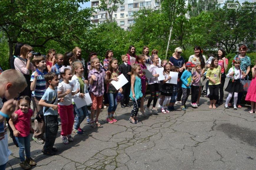 """В днепродзержинской """"Станции юных техников"""" состоялся детский праздник, фото-4"""