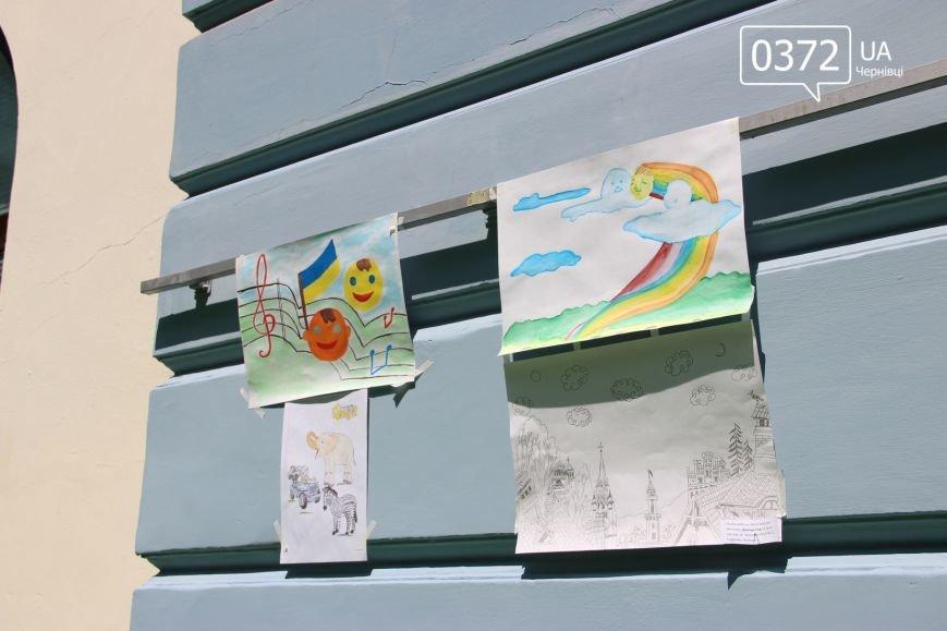 «Місто моєї мрії» - у чернівецькій мерії триває виставка малюнків, фото-4