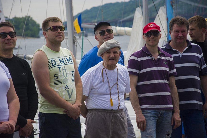 В Киеве прошла парусная регата (ФОТОРЕПОРТАЖ), фото-8