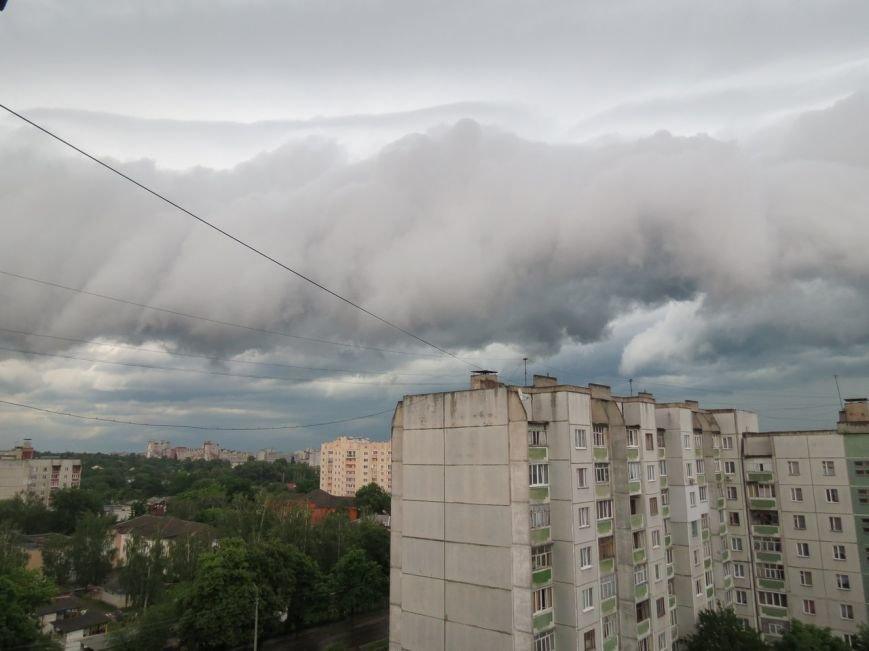 Вчерашние невероятно красивые тучи над Черниговом вернутся, фото-1