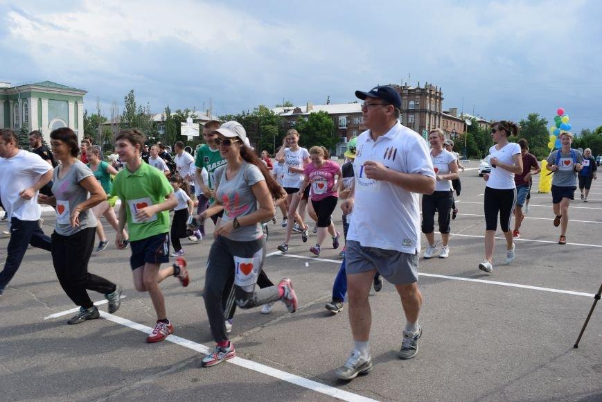 В Северодонецке состоялся легкоатлетический пробег (ФОТО), фото-5