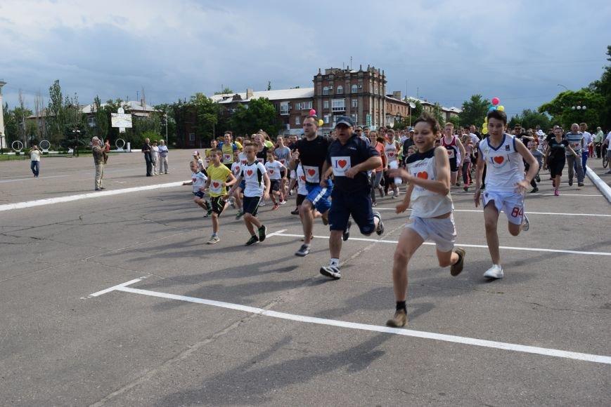 В Северодонецке состоялся легкоатлетический пробег (ФОТО), фото-2