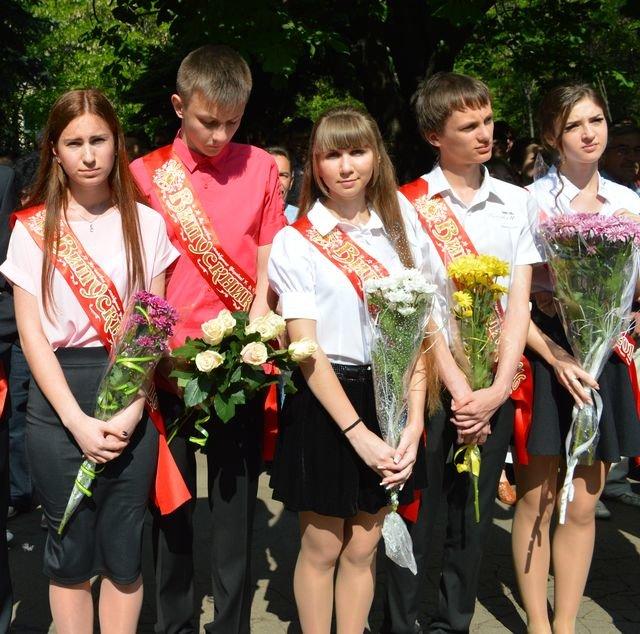 До свидания, школа! - последний звонок в Доброполье, фото-1