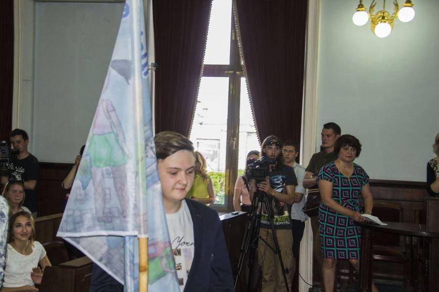 Вчора у сесійній залі чернівецької міськради відбулося засідання депутатів майбутнього(ФОТО), фото-10
