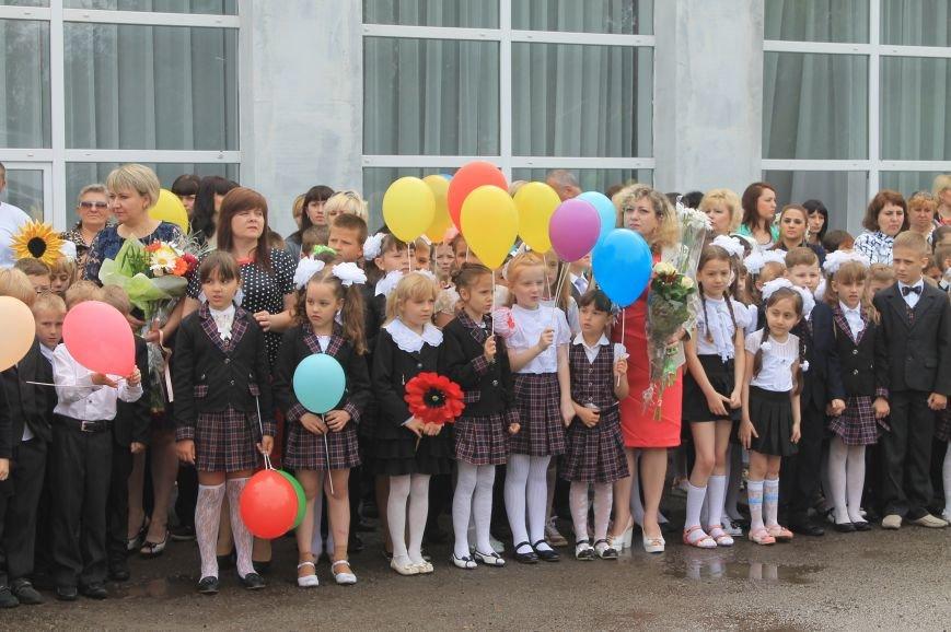 Для школьников Бахмута прозвенел Последний звонок (ФОТО), фото-12