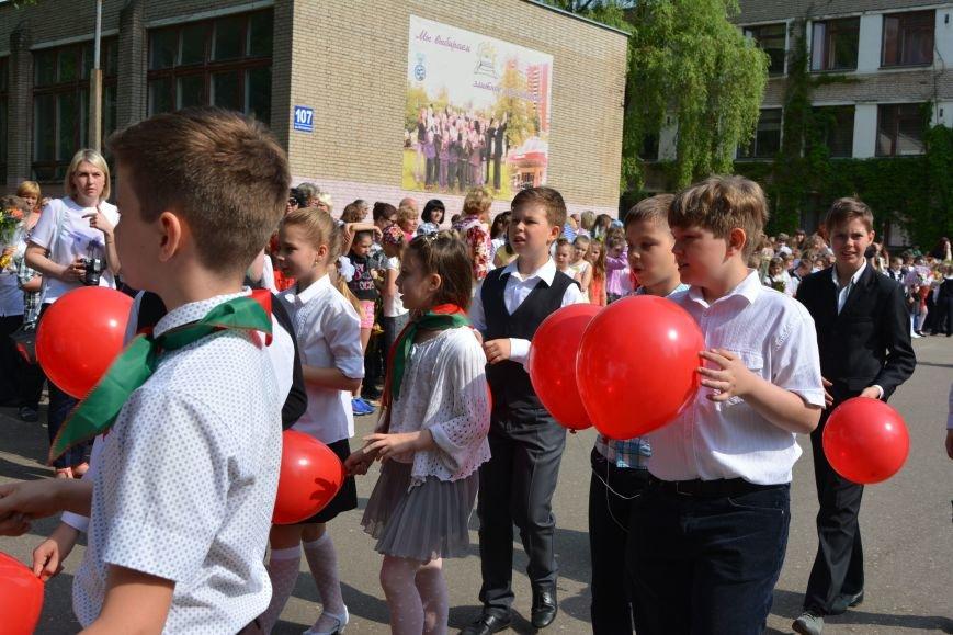 В Новополоцке прозвенел последний звонок. Фоторепортаж из гимназии №1, фото-33