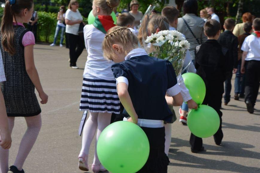 В Новополоцке прозвенел последний звонок. Фоторепортаж из гимназии №1, фото-20