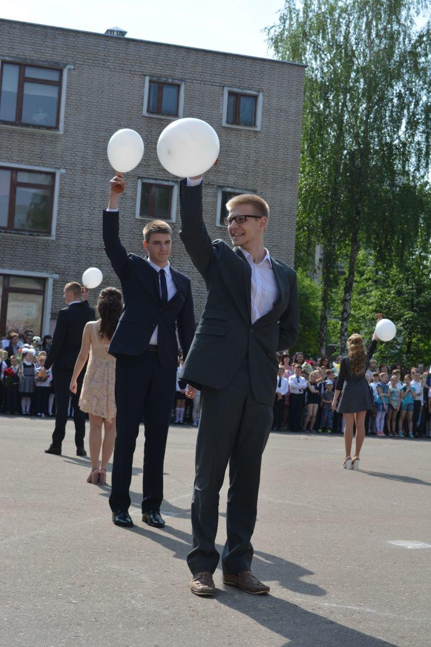 В Новополоцке прозвенел последний звонок. Фоторепортаж из гимназии №1, фото-43